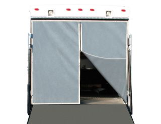 Classic Accessories Toy Hauler Screen With Grey Privacy Screen Classic