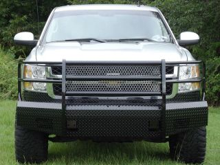 New Ranch Style Front Bumper Chevy 2011 2012 Chevrolet 2500HD 3500