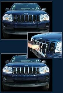 05 07 Jeep Grand Cherokee Laredo Chrome Grille Insert