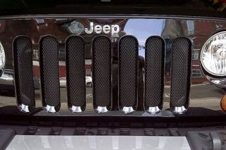 jeep wrangler grill guard in Grilles