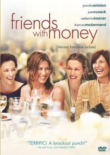 Friends With Money DVD, 2006, Canadian