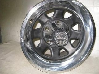 57 81 82 83 84 85 86 JEEP CJ SERIES WHEEL 15X6 15 RIM AFTERMARKET