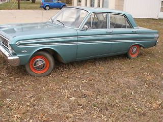 Ford  Falcon Futura 4 door Sedan 1964 Ford Falcon Futura 4.3L