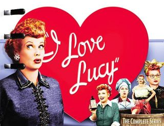 Love Lucy   The Complete Series DVD, 34 Disc Set