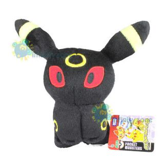 NEW TAKARA TOMY Pokemon Pikachu #197 UMBREON Plush Figure Doll Toy
