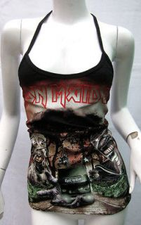 iron maiden shirt in Womens Clothing