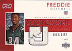 Gear Rookie Jersey Event Worn Jersey FREDDIE MITCHELL RC #883/1000