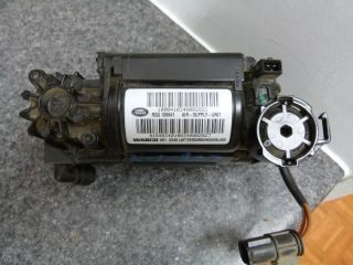2004 LAND ROVER Discovery WABCO 0010348 AIR RIDE SUSPENSION COMPRESSOR