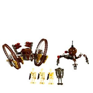 Lego Star Wars Hail Fire Droid Spider Droids 337826