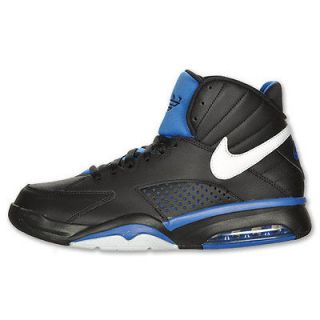 Men Nike Air Maestro Flight Pippen Black Royal Blue Foamposite Max