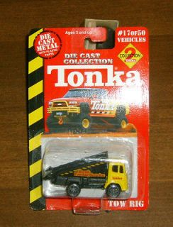 Hasbro TONKA Die Cast Tow Rig Collection 2 #17 of 50   New in package