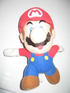 super mario plush toy by nintendo mint condition