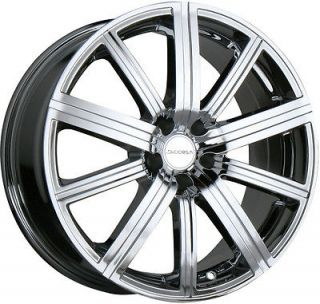 17 CHROME WHEELS RIMS TOYOTA CAMRY AVALON SIENNA VENZA RAV 4 SCION XB