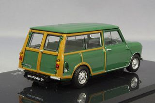 43 EBBRO MMP Model Morris Mini Cooper Traveller Green #.44501