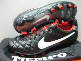 NIKE TIEMPO LEGEND IV FG ACC FIRM GROUND FOOTBALL SOCCER BOOTS CLEATS