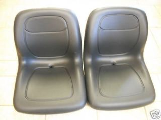 two john deere gator seats 4x2 6x4 made by milsco
