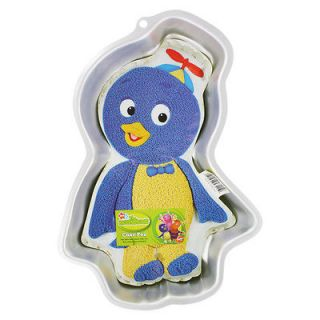 wilton aluminum cake pan the backyardigans pablo  9 99 buy
