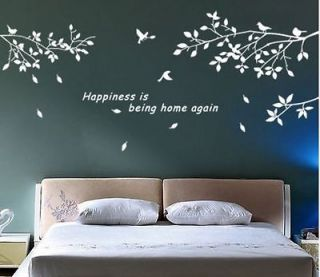 white tree wall decal in Decals, Stickers & Vinyl Art