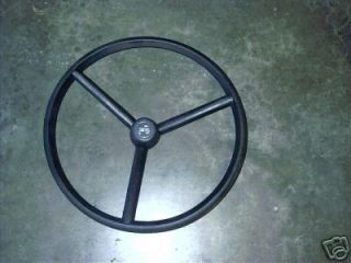 ford tractor 4000 steering wheel  22 00