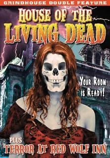 House of Living Dead Terror at the Red Wolf Inn DVD, 2008