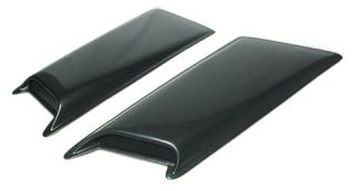 hood scoop dodge ram 94 01 2 pc large performance