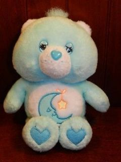 care bears baby bedtime bear 2004 nursery rhyme plush stuffed