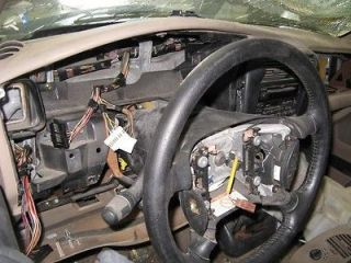 99 00 ford ranger under dash wiring wire harness time