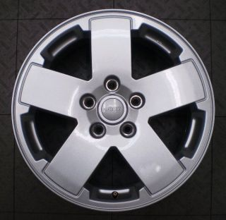 9076 JEEP WRANGLER RUBICON 18 FACTORY OE ALLOY WHEELS RIMS (4)