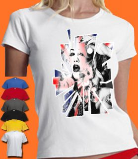 rita ora womens t shirt best of british all colours