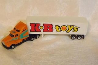 kenworth t 600a semi truck trailer k b toys time
