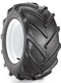 Two 14x450x6 Honda Snow Blower replacement tires for 14x400x6