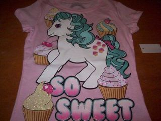 my little pony girls clothes in Tops, Shirts & T Shirts