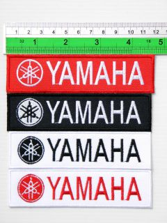 New YAMAHA Raptor ATV V Star Snowmobile Snow Jet Ski Iron on Patch