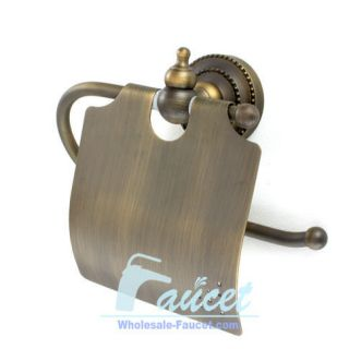 classic antique brass toilet paper holder wall mount fg 509 from china