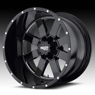 METAL 962 BLACK RIMS W/ 35X12.50X18 TOYO OPEN COUNTRY MT TIRES WHEELS