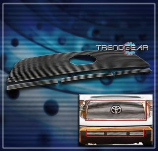 07 08 09 TOYOTA TUNDRA PICKUP TRUCK FRONT UPPER+BUMPER BILLET GRILLE