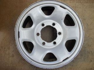 92 93 94 95 96 97 98 Toyota Pickup Truck T100 Steel Wheel Rim 15 4X4