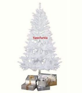 FT WHITE PINE CHRISTMAS TREE ~ 48 INCH TALL INCLUDING STAND ~ NEW