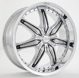 20 inch rims and tires wheels 22 24 26 chrome