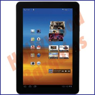 New Samsung Galaxy Tab 10 1 Tablet 32 GB Android 3 1