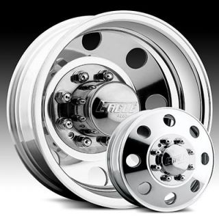Eagle 0589 Wheels Rims 19 5x6 Chevy Ford Dodge Dually