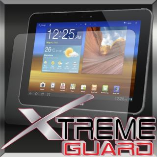 New Samsung Galaxy Tab 8 9 Invisible LCD Screen Protector Cover Skin