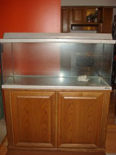 75 Gallon Oceanic Aquarium Fish Tank Setup