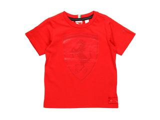 Puma Kids Ferrari Logo Tee (Toddler) $23.99 $26.00 SALE