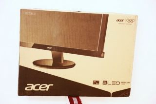 Acer 23 P237HL LED LCD Monitor HD w/Speakers & HDCP Support 1080p