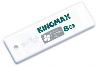 Kingmax 8GB 8g Super Stick Mini USB Flash Pen Key Drive Memory Disk