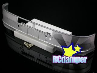 Alloy Front Bumper Tamiya Tractor Truck Ford Aeromax