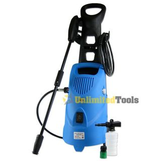 2800 PSI Electric Pressure Washer Power Cleaner Water Outdoor Cleaning