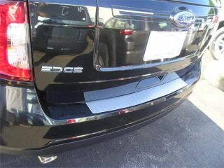 2006 2011 Ford Edge Stainless Steel Rear Bumper Cover