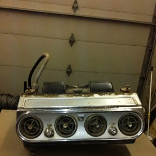 64 65 66 Ford Mustang Fastback Air Conditioning Unit